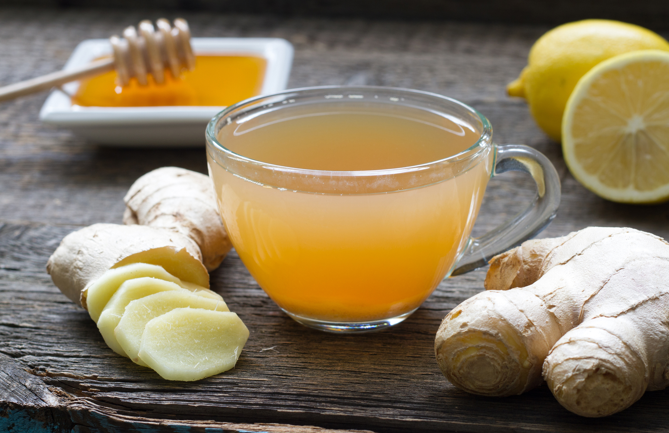 Thumbnail for Looking for a New Anti-Inflammatory Sip? Try Ginger Water