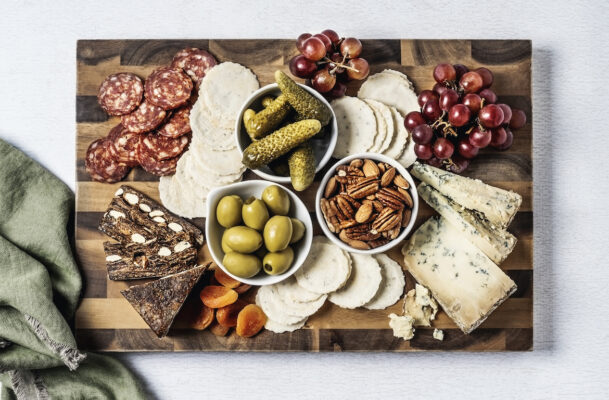 9 Beautiful Boards To Take Your At-Home Charcuterie Game to the Next Level