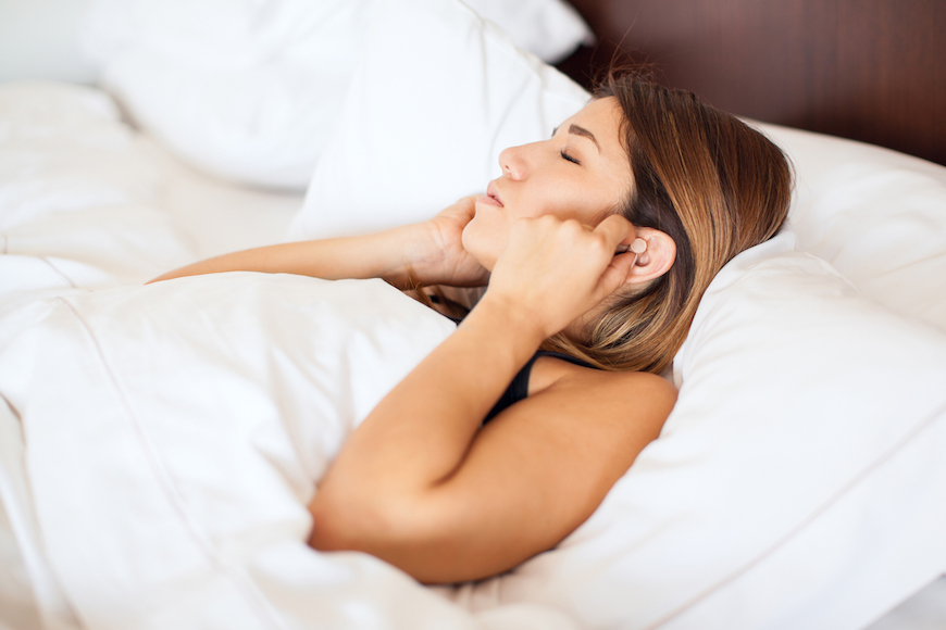 Thumbnail for 8 of the Best Earplugs To Sleep in That Promise Peaceful Nights and Naps