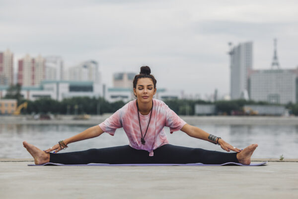 Gymnasts Swear By the Daily 'Pancake' Stretch for Better Flexibility