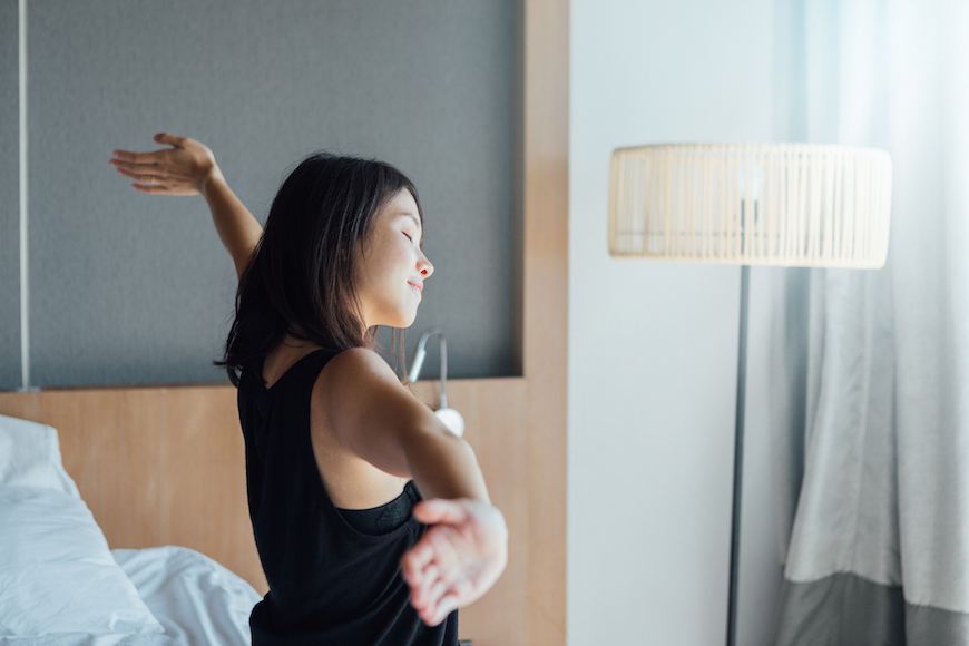Thumbnail for 5 No-Sound Alarm Clocks That Give You Gentle (Yet Effective) Wake-Up Call
