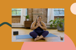 This 20-Minute Yoga Flow Is All You Need To Melt Away Stress