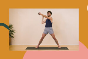 This Standing Workout Sets Your Core Ablaze in Less Than 10 Minutes