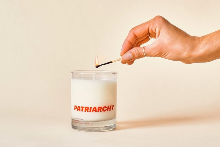 You Can Now Burn the Patriarchy, Thanks to Oui the People's Latest Launch