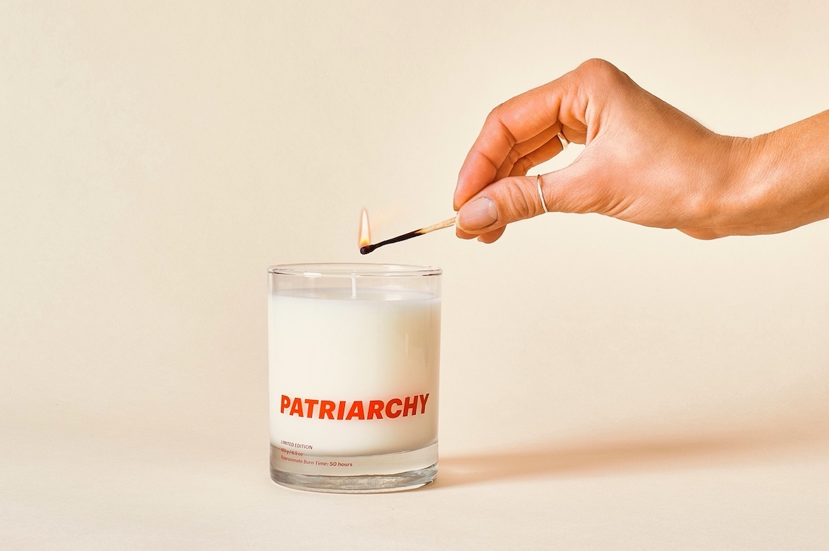 Thumbnail for You Can Now Burn the Patriarchy, Thanks to Oui the People's Latest Launch