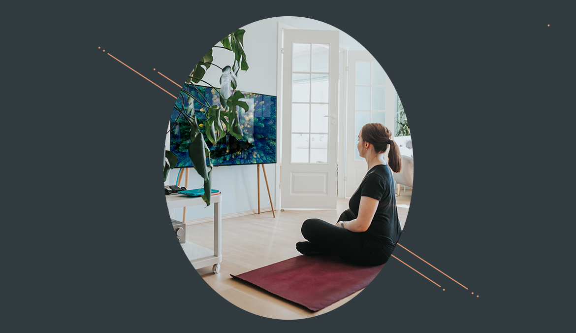 Thumbnail for Meditation Has Become a Streamable Form of Entertainment—But Is It That Good for Mental Health?