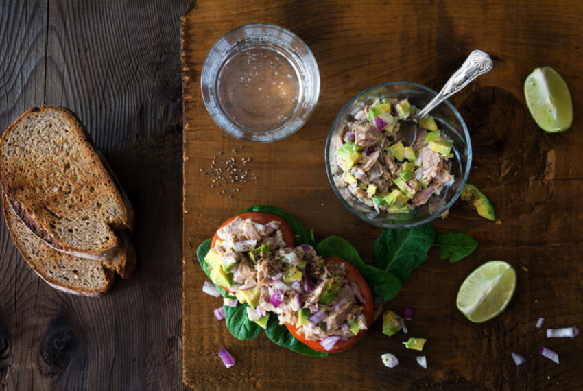 20 Healthy and Creative Recipes You Can Make With a Single Can of Tuna