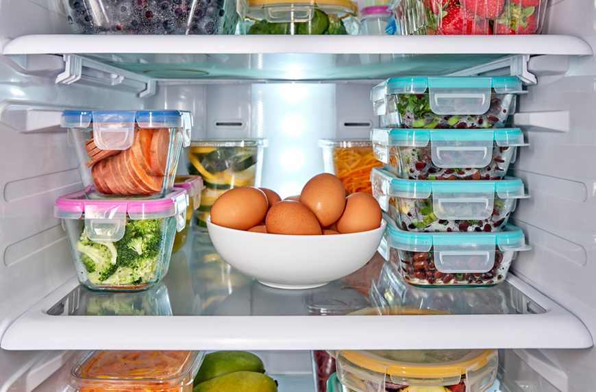 Thumbnail for 6 Foods You Should Always Have in Your Refrigerator, According to a Longevity Expert