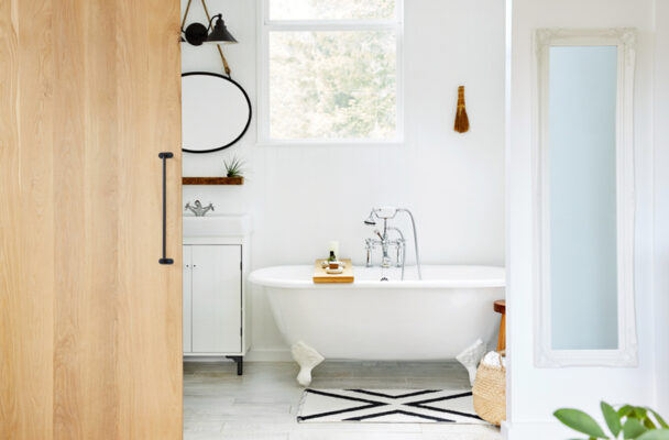 'I'm a Microbiologist, and Your Bath Mat Is Gross—Here's What To Replace It With'