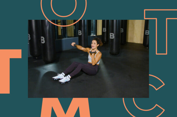 This 10-Minute Boxing Workout Targets Your Core to Make Your Arms Stronger