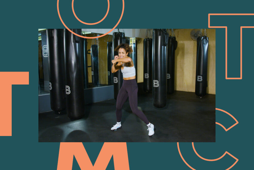 Raise Your BPMs to Brand-New Heights in This 20-Minute Killer HIIT Boxing Workout