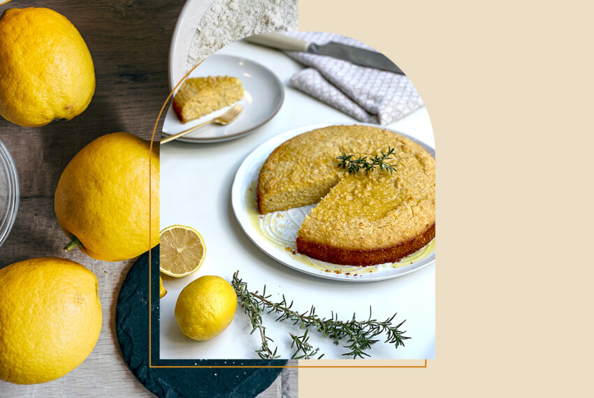 This Gluten-Free Olive Oil Cake Is Filled With Inflammation-Fighting Ingredients