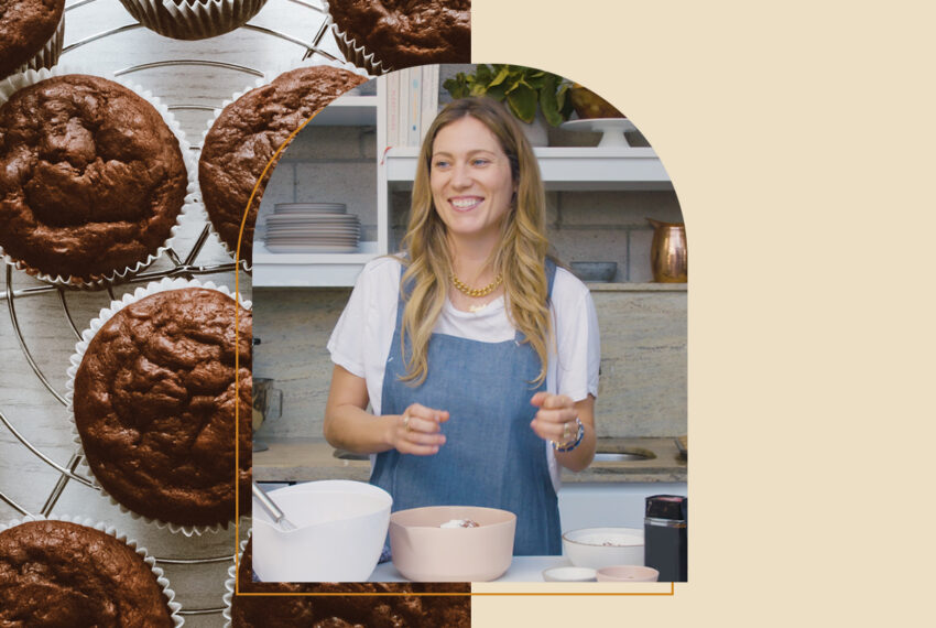 These Delicious Chocolate Muffins Fight Stress With Every Bite