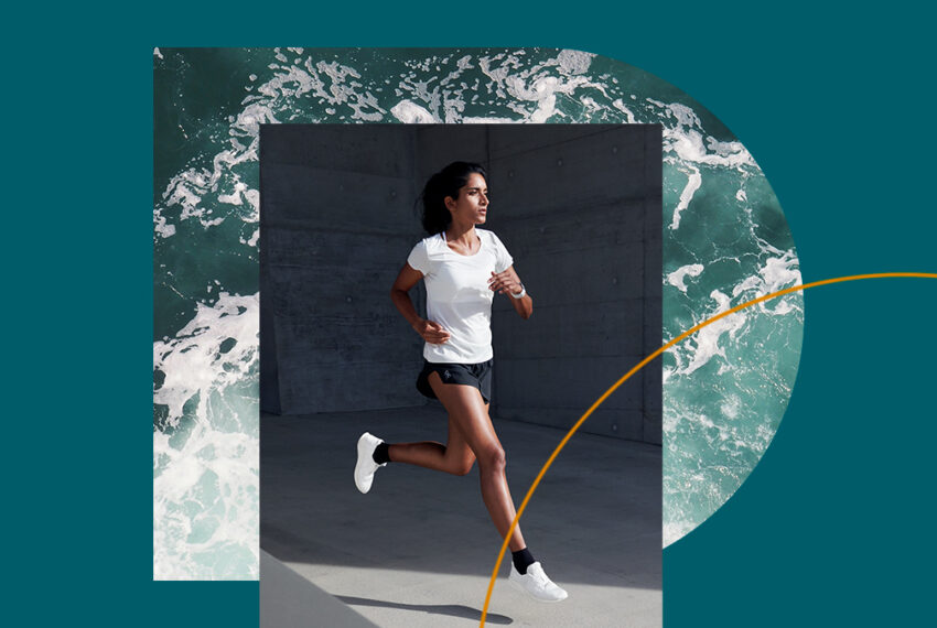 High-Tech Sneakers Give Runners a Performance Boost