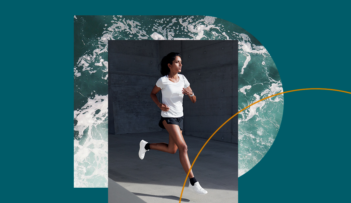 Thumbnail for High-Tech Sneakers Give Runners a Performance Boost