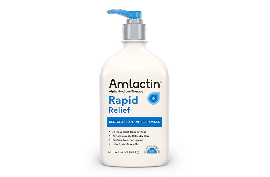 AmLactin Rapid Relief Lotion