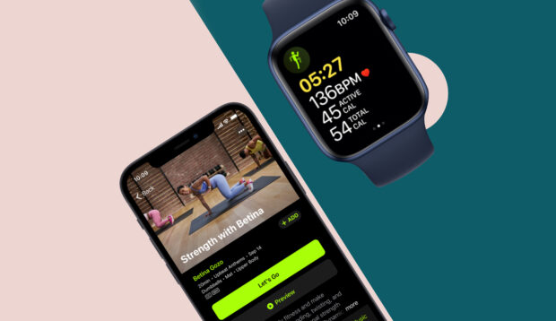 I Tried Apple Fitness+ and It's So Much Fun That From Here On Out, I'll...