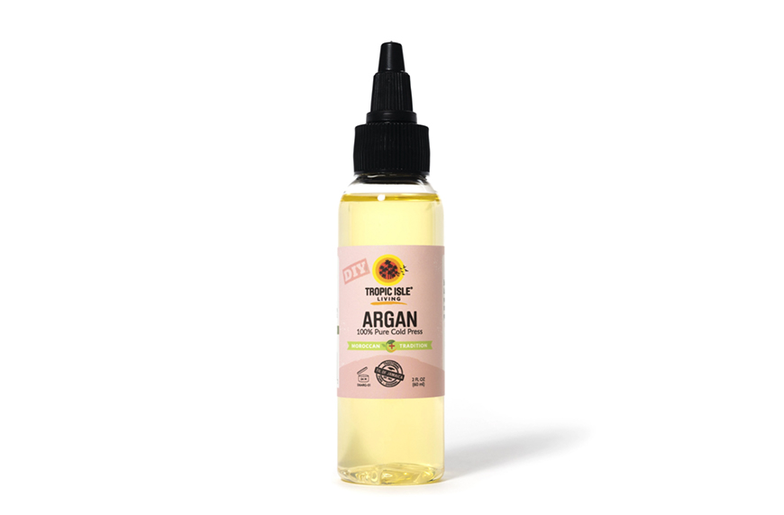 Argan oil, the pure oils for tropical island living