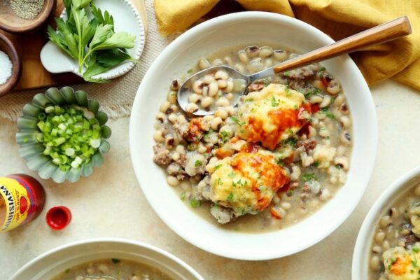 Bring Your Gut Good Luck With These 10 Black-Eyed Peas Recipes