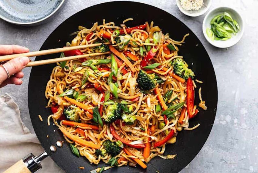7 Vegetarian Chinese Recipes That Are Perfect for Healthy Weeknight Dinners