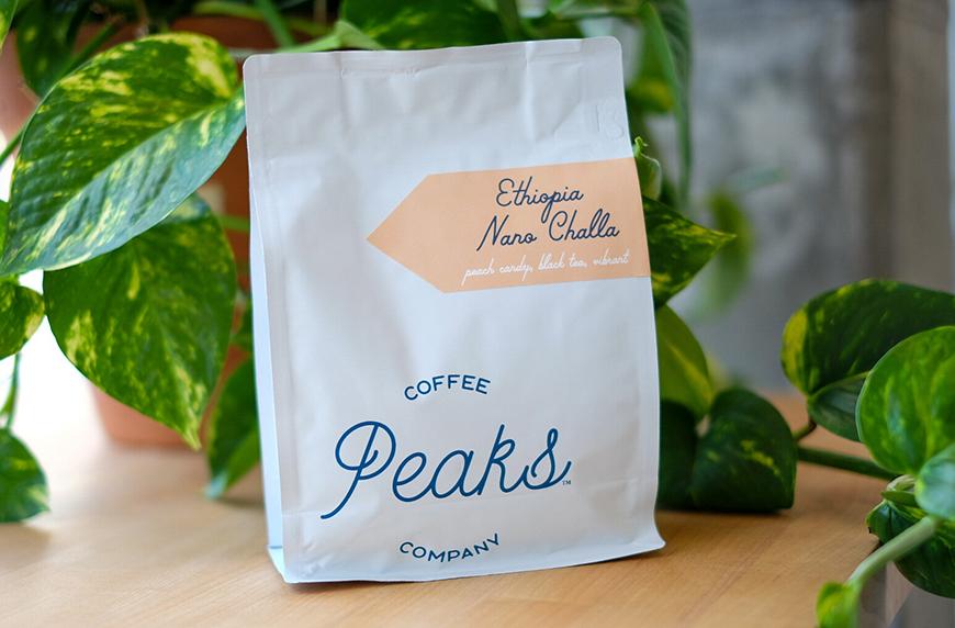 coffee peaks company