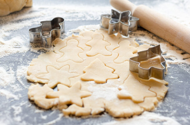 I Did a Virtual Cookie Party This Year, And It Was Actually a Lot of...
