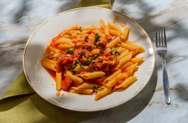 This Vegan Vodka Pasta Recipe Is The Perfect Easy Italian Dinner