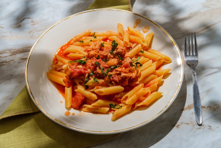 This Vegan Vodka Pasta Recipe Is The Perfect Easy Italian Dinner