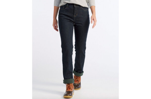 best fleece lined jeans
