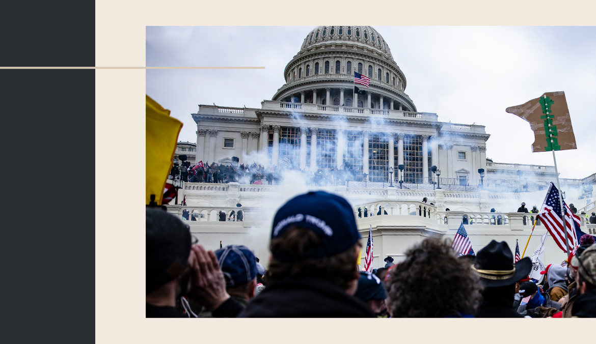 Thumbnail for A New Year Never Meant a New America—Here's How To Continue the Work of Political Change