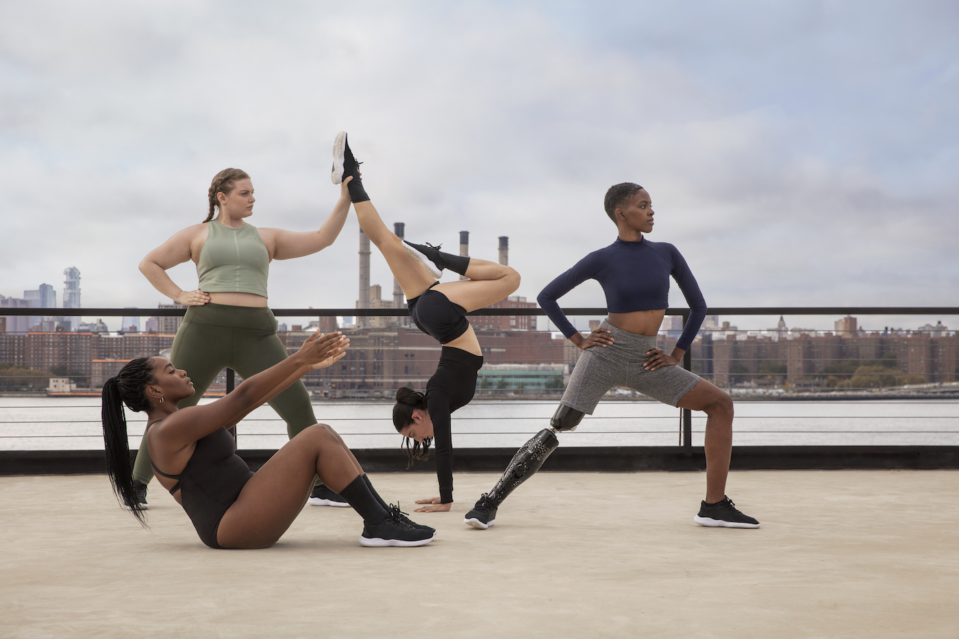 Thumbnail for Thinx New Period-Friendly Activewear Line Means You'll Never Have To Work Out With a Tampon in Again