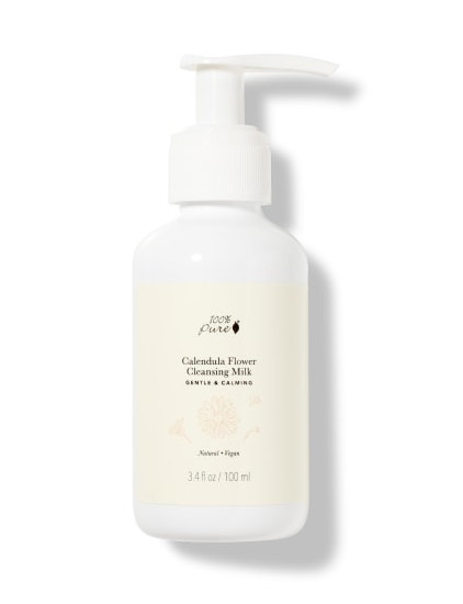 100% Pure face wash