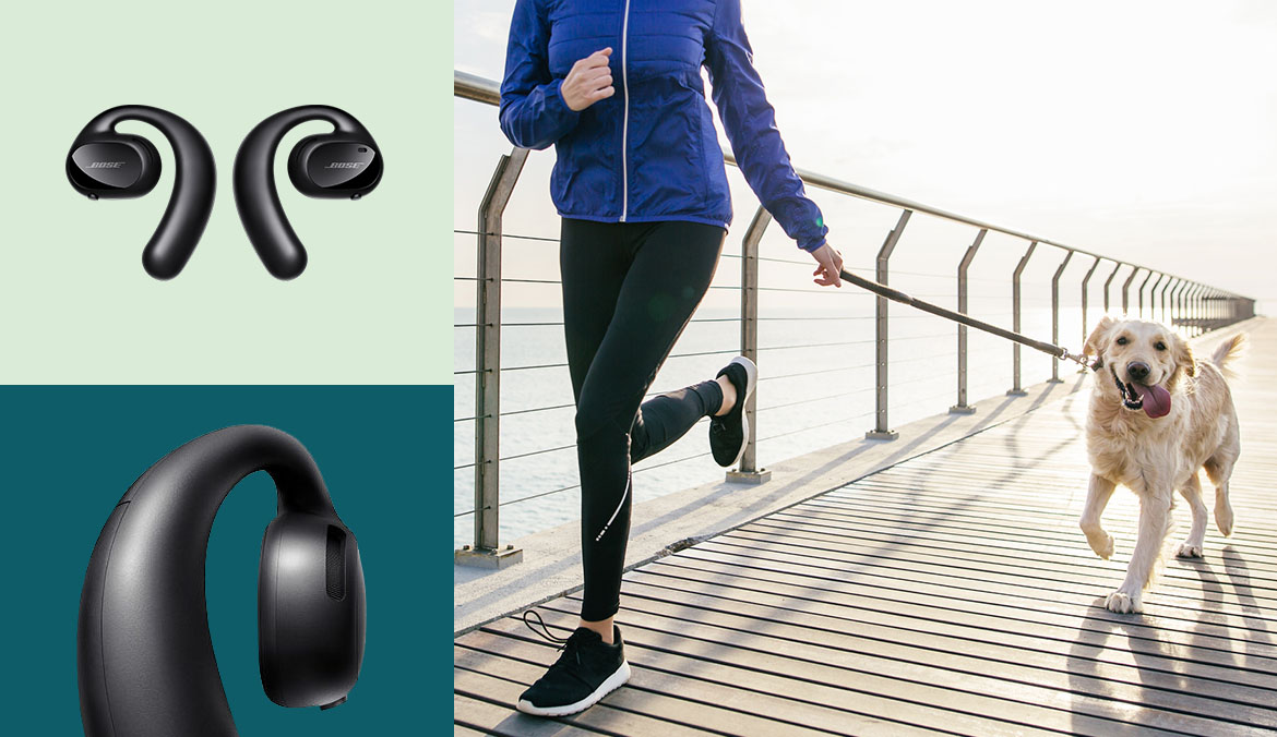 Thumbnail for I'm an Aspiring Runner, and These Earbuds Make Outdoor Runs and Dog Walks Way Better