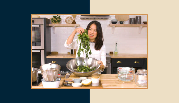 Reap the Gut-Healthy Benefits of Kimchi at Home With This Delicious Recipe