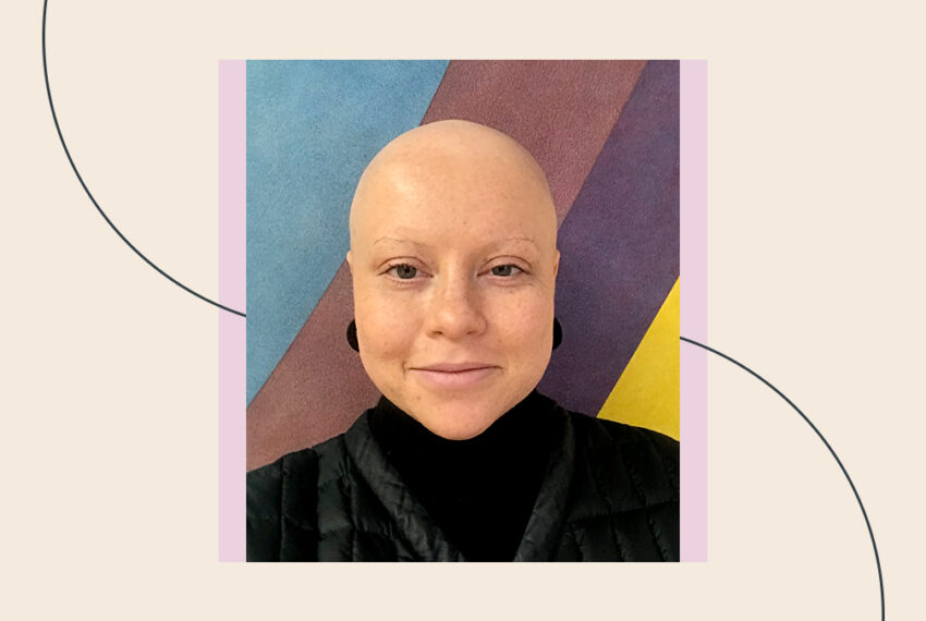 The Perfect Cancer Resource Didn't Exist When She Needed It, So This 32-Year-Old Survivor Created Her Own