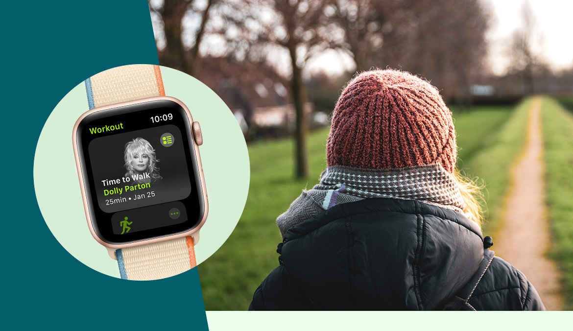 Thumbnail for Apple's 'Time To Walk' Is Democratizing What It Means To Be Fit—And Making Exercise Fun in the Process