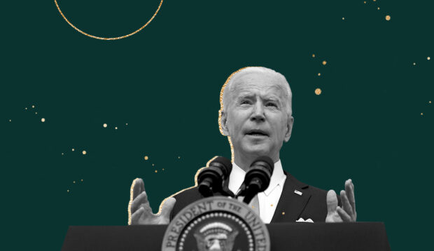 President Biden's First Hundred Days Are Astrologically Influenced by 3 Planets—Here's What To Expect