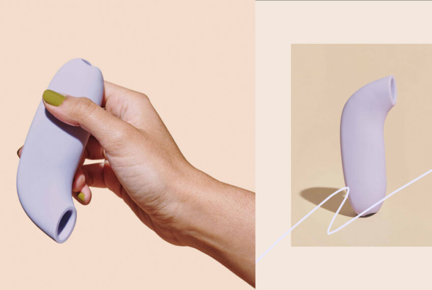The New Dame Aer Suction Toy Serves the Most Versatile Pleasure Explosion Around