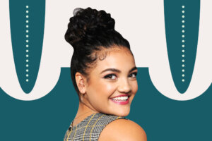Get Flexible Like a Gymnast With These Tips From Olympic Gold Medalist Laurie Hernandez