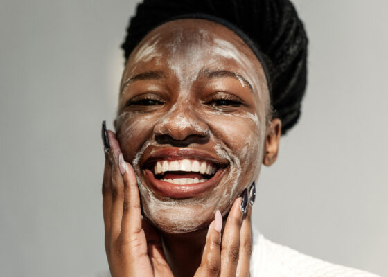 'I'm an Esthetician, and These Are Exactly The Products I'd Use for a Gentle At-Home Facial'