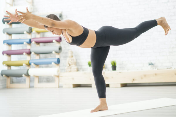 Yoga HIIT Is the Best Way To Get Your Daily Dose of Strength Training, Stretching, and Cardio at the Same Time