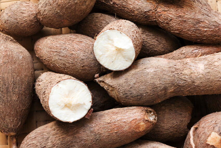 5 Cassava Benefits for Your Gut and Immune Health, Because Sweet Potatoes Aren't the Only Healthy Carb in Town