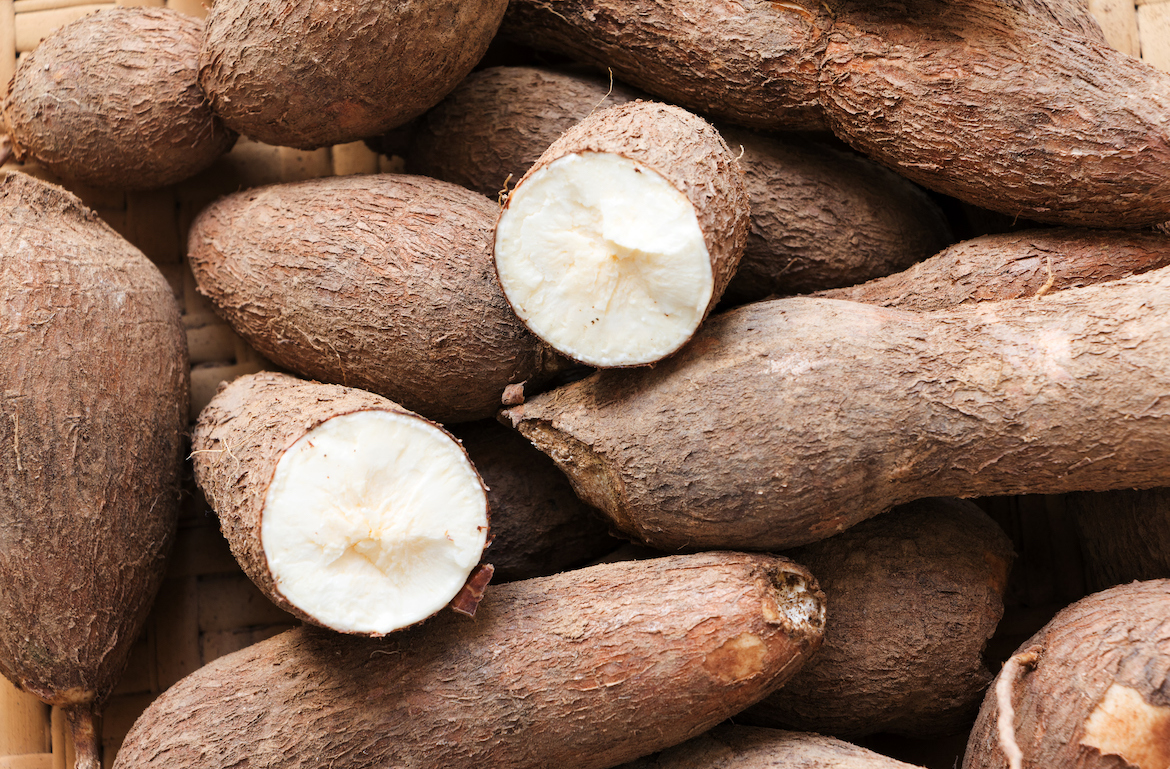 Thumbnail for 5 Cassava Benefits for Your Gut and Immune Health, Because Sweet Potatoes Aren't the Only Healthy Carb in Town