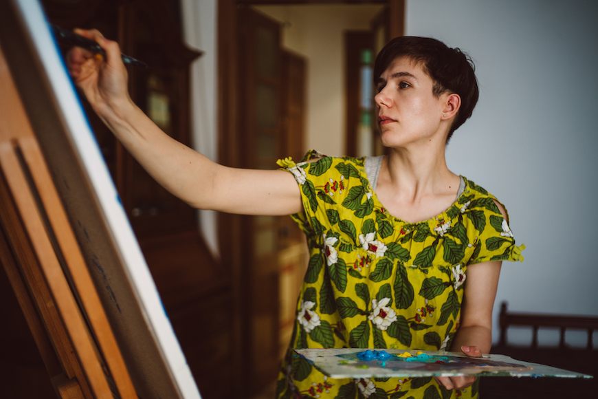 Thumbnail for A Silver Lining of Loneliness? It Can Help You Harness Your Imagination—Here Are 9 Ways To Use That Creative Energy