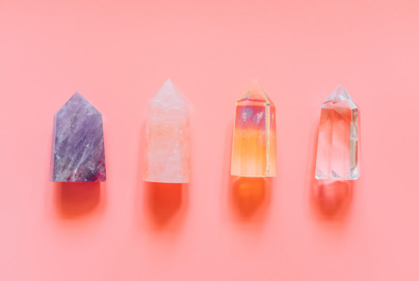 10 Types of Crystals for Healing, Self-Love, Energy Clearing, and Positivity