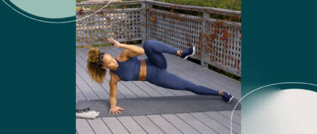 The 6-Minute Abs Workout That Helps You Stabilize Your Core