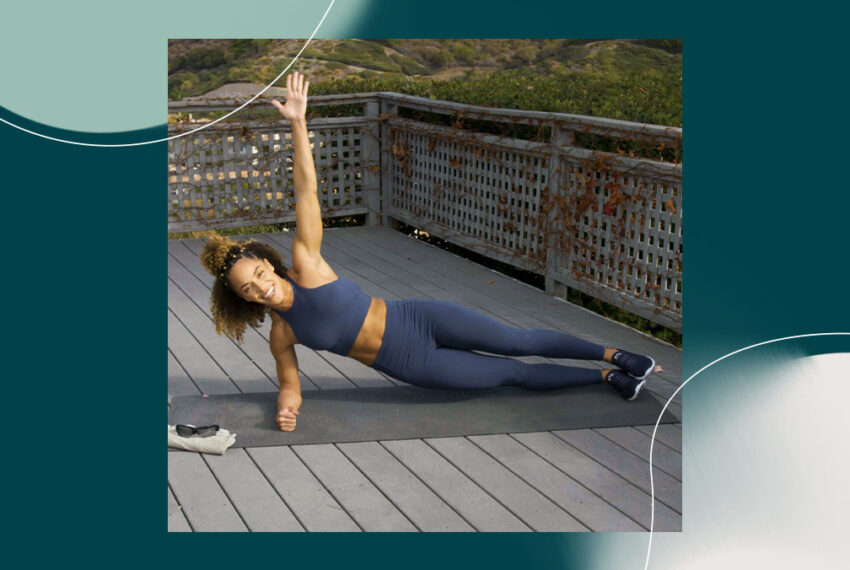 Target Your Obliques and Side Body With This 7-Minute Workout