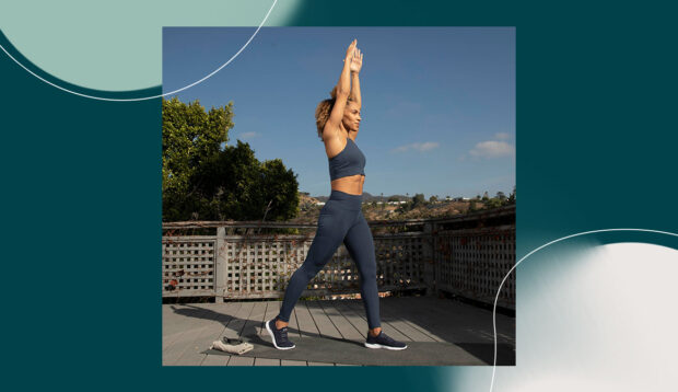 The 5-Minute Cardio Core Workout That Proves Quick Doesn't Mean Easy