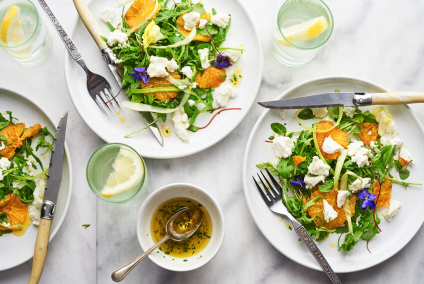 This 3-2-1-1 Healthy Vinaigrette Makes Everything Taste So Much Better