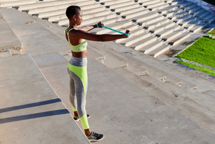 5 Resistance Band Myths a Trainer Needs You To Stop Believing